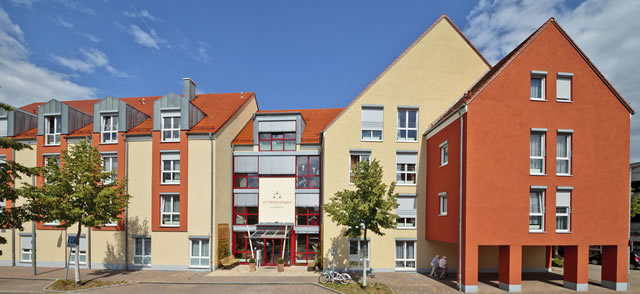 Häuser in Guttknechtshof