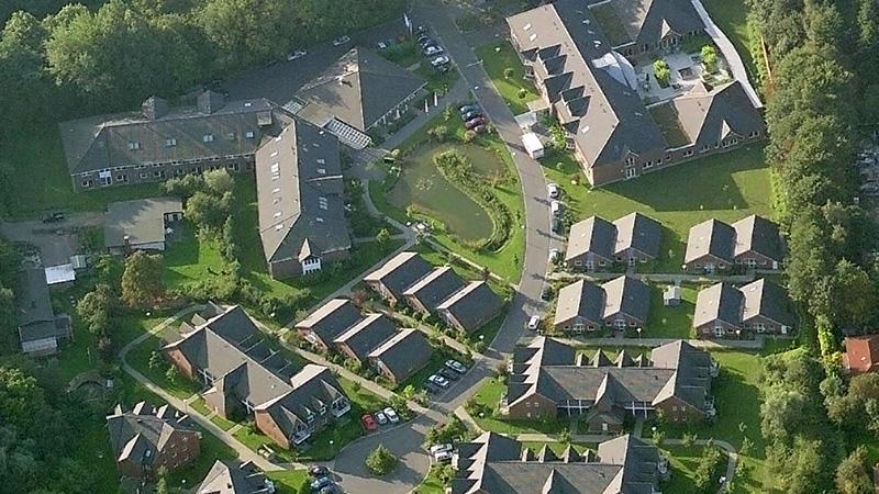 Wohnpark am Deich Arial